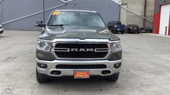 2020 Ram 1500 Big Horn Crew Cab 4x4 Off-Road. (Dishman Dodge).