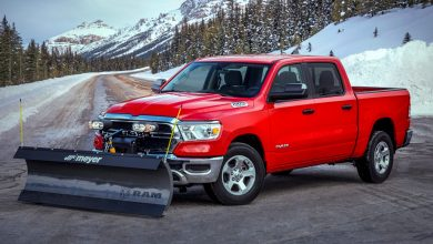 Photo of Ram Introduces New Snow Plow Prep Package For 2021 Ram 1500:
