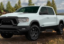 Photo of Ram Takes The Night Edition Package To Its Popular Rebel Off-Roader: