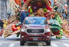 Photo of RAM Will Be The Official Truck Of The 94th Annual Macy's Thanksgiving Day Parade: