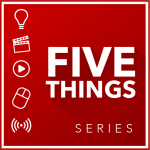 Five Things Series Logo
