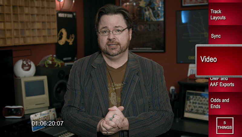 5 THINGS: on Prepping for Post Audio