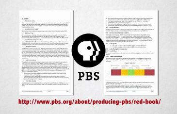 PBS Red Book.