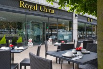 1. Royal China Canary Wharf Exterior