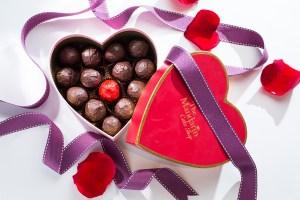 heart-shape-Chocolate