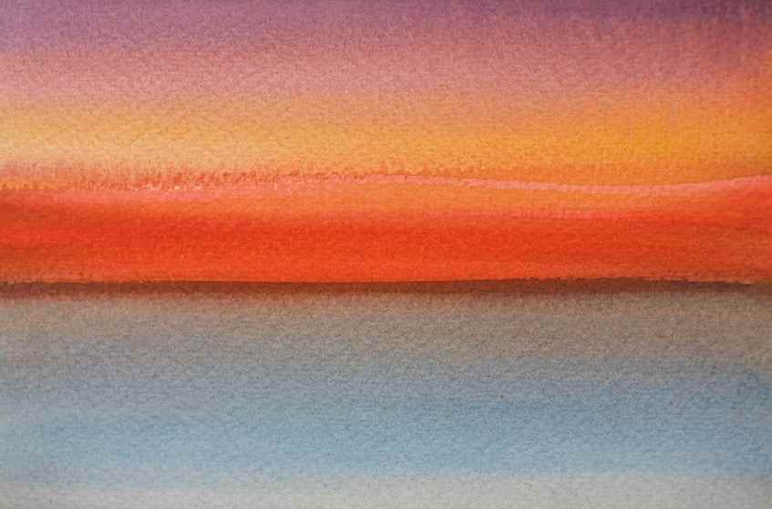 Orange Sky - Simon Tarrant