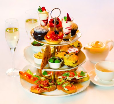 Afternoon tea - Square