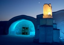 ICEHOTEL in Swedish Lapland
