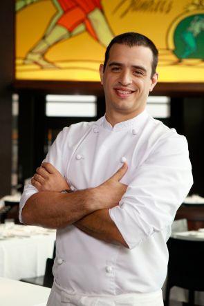 Federico Heinzmann Chef-de-Cuisine