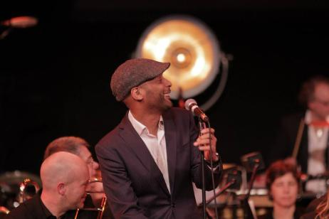 Tommy Blaize, Strictly Come Dancing's Lead Singer