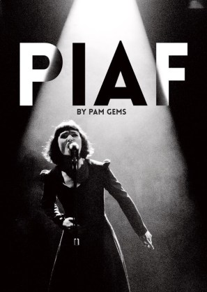 Cameron Leigh Playing Edith Piaf in the London Production of 'Piaf' at The Charing Cross Theatre