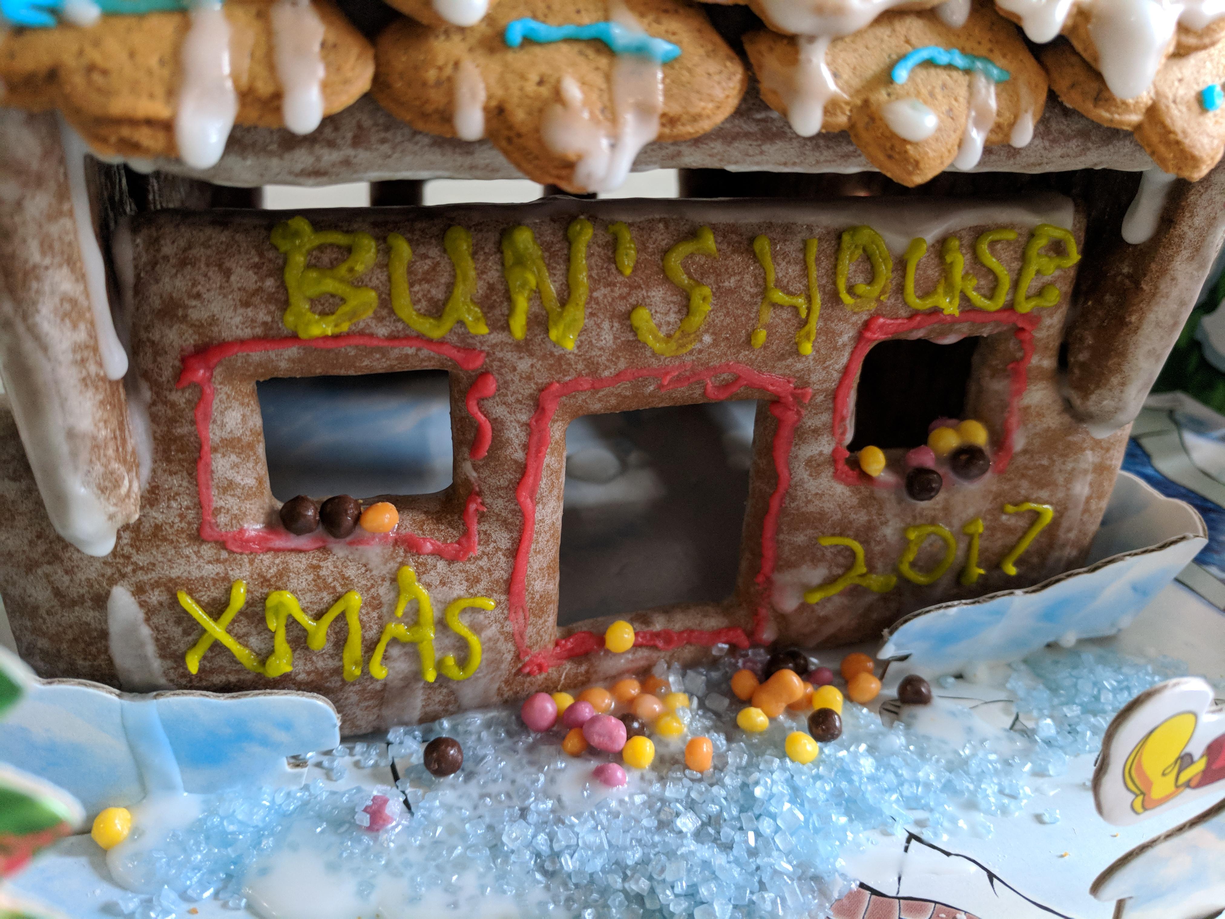 Build A Diy Gingerbread House From A Squires Garden Centre