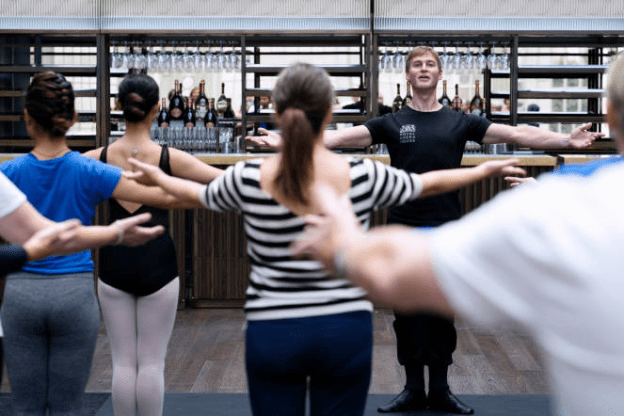 Learn to Dance with The Royal Ballet.