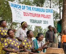 Read about the launch Kyambura Gorge Ecotourism Project in Uganda
