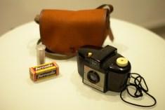 Brownie, film, bag