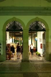 Old Market Entrance, Tavira
