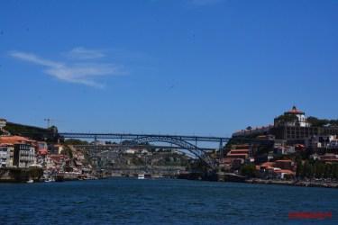 Porto's S. Luís bridge