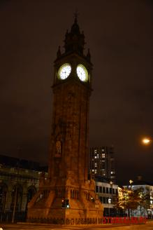 Albert Memorial Clock Belfast