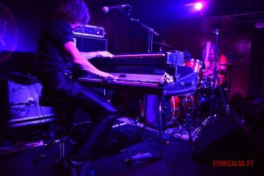 James Leg Live at Bafo de Baco