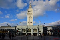 The Embarcadero Ferry Building