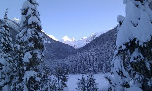Mt. Matier: Lord of Joffre Lake Provincial Park.