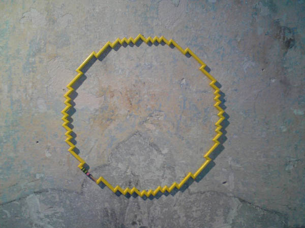 Tom_Friedman_Pencil_circle