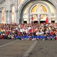 500 Gläubige pilgerten dieses Jahr nach Lourdes - 5VIER