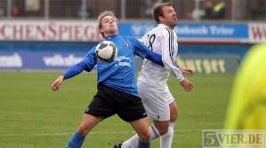 20101031 Eintracht Trier II - Elversberg II, Oberliga Suedwest, Foto: Anna Lena Bauer - 5VIER