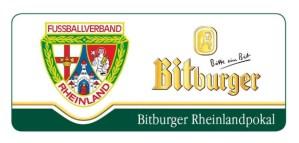 offizielles Logo des Bitburger Rheinlandpokals. Quelle: Homepage des FV Rheinland http://www.fv-rheinland.de/html/Aktuelles/nid_4568/cs_8.html?FVR_sid=vllsjn8278tgnrrfqr3hc2ugetfvu1fj - 5VIER