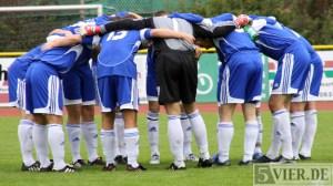 Zusammenhalt ist gefragt - harte englische Wochen in der Bezirksliga - 5VIER