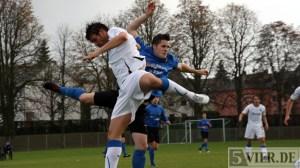 20101016 Eintracht Trier U23 - Pirmasens, Oberliga Südwest, Foto: Andreas Maldener - 5VIER