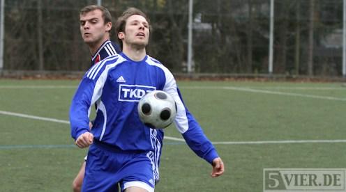 Matthias Götze (vorne) sorgte mit dem 3:0 für die Entscheidung. Archiv-Foto: Anna Lena Grasmück