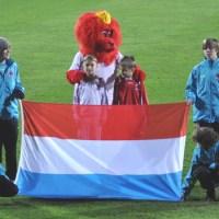 Luxemburg-Algerien - 5VIER