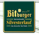 Logo Bitburger Silvesterlauf - 5VIER