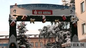 20101217 Schneegeschichten, Winter in der Trierer Innenstadt, winterland, eisbahn, Weihnachtsmarkt, Foto: Anna Lena Bauer - 5VIER
