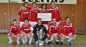 Der Sieger des vergangenen Jahres: Der SV Morbach (Archiv-Foto: Andreas Gniffke)