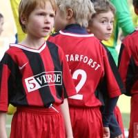 20110305 SVE - Dortmund II, 5vier Kids Trikot Tarforst,   Foto: Anna Lena Bauer - 5VIER