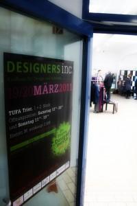 Designer's Inc. Vol. II. am Wochenende in der Tufa. Foto: Sebastian Minas
