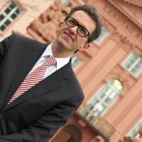 Dr. Joachim Streit in Mainz. Foto: privat - 5VIER