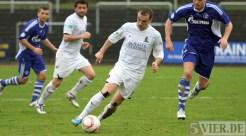 20110403 SchalkeII - SVE, Regionalliga West. FAZ. Foto: Anna Lena Bauer - 5VIER
