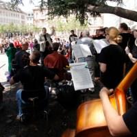 Bundesweiter Aktionstag für kulturelle Vielfalt und gegen Kulturabbau am heutigen Samstag. Foto: Theater Trier - 5VIER