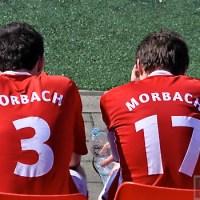 Morbachs Spieler fiebern dem nächsten Spiel entgegen - 5VIER