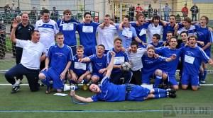 A-Jugend aus Schweich holt den Rheinlandpokal – FOTOS