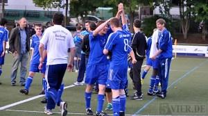 Endspiele um den Rheinlandpokal der A-, B- und C-Junioren
