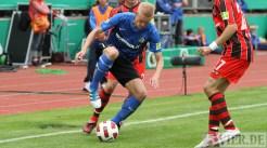 20110730 Eintracht Trier - St. Pauli, DFB Pokal, Kraus, Foto: Anna Lena Bauer - 5VIER