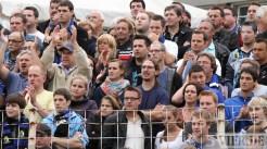 20110730 Eintracht Trier - St. Pauli, DFB Pokal, Fans, Foto: Anna Lena Bauer - 5VIER