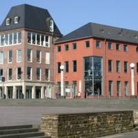 Das Modehaus Marx in der Trierer Innenstadt. Foto: Agenturhaus - 5VIER