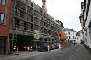 In der Maximinstraße wird neuer Wohnraum geschaffen - Foto: Alexander Heinen - 5VIER