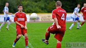 Der nächste Befreiungsversuch des FC Bitburg - 5VIER