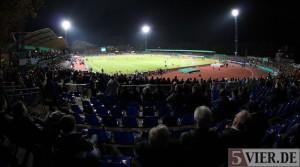 Stadion, Moselstadion, Pokalspiel
